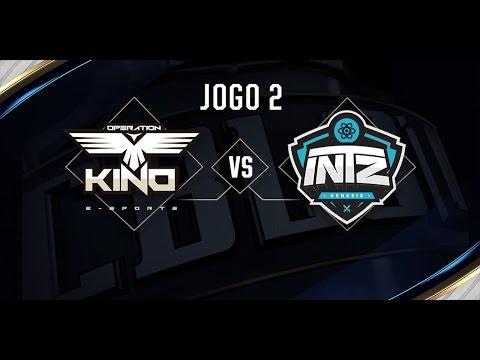 Operation Kino x INTZ Genesis (Jogo 2 - Dia 1) - Série de Promoção