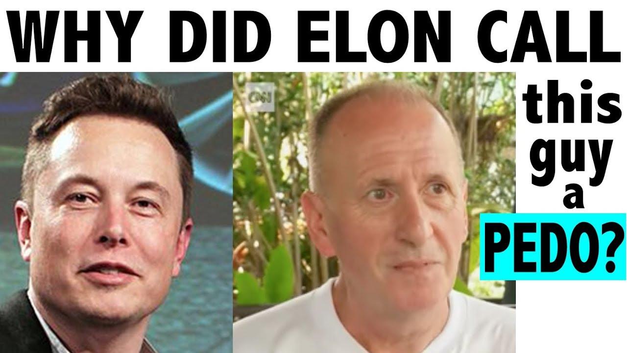Why Elon Musk Called Thai Cave Diver Vern Unsworth A Pedo