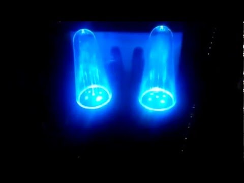 $20 Bluetooth sound and light show from Home Depot.