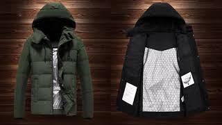 7 Куртка с подогревом с Алиэкспресс AliExpress Heated jacket Крутые вещи для рыбалки и охоты