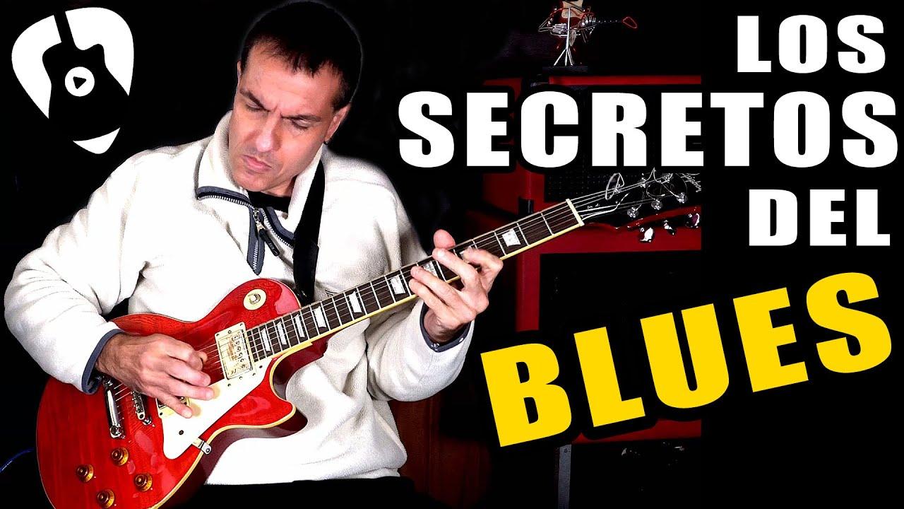 Aprende todos los secretos del BLUES desde CERO   Nuevo Curso De Guitarra Para Principiantes TCDG