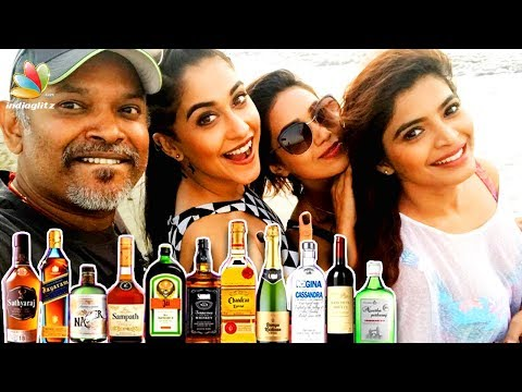 Party Movie Fiji Shooting Spot | Venkat Prabhu, Regina Cassndra, Nivetha Thomas | Tamil News