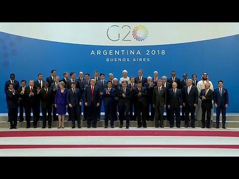 Líderes do G20 tentam assinar uma declaração conjunta
