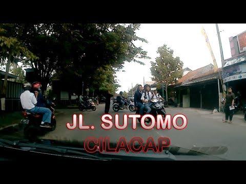 Kota Cilacap, Penampakan Jl. Sutomo yg sudah mengalami banyak perubahan
