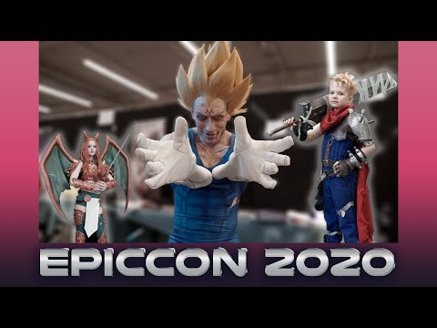 EPICCON 2020 MÜNSTER | COSPLAY VIDEO TVGC | REZATA