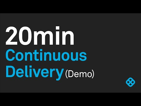 Harness Continuous Delivery 20-Minute Technical Demo