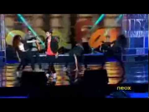 Abraham Mateo - Premios Neox Fan Awards - Sep 2013