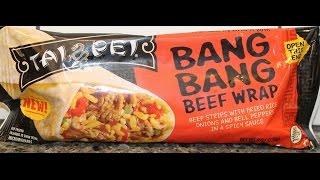 TAI PEI: Bang Bang Beef Wrap Review