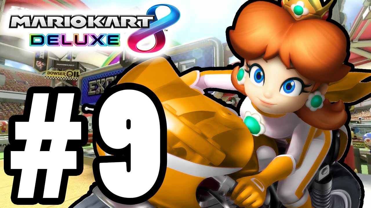 mario kart 8 deluxe 150cc grand prix egg cup nintendo switch gameplay youtube. Black Bedroom Furniture Sets. Home Design Ideas