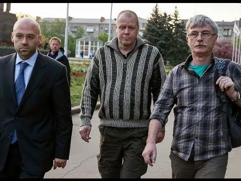 Ukraine Separatists Free Observer on Medical Grounds