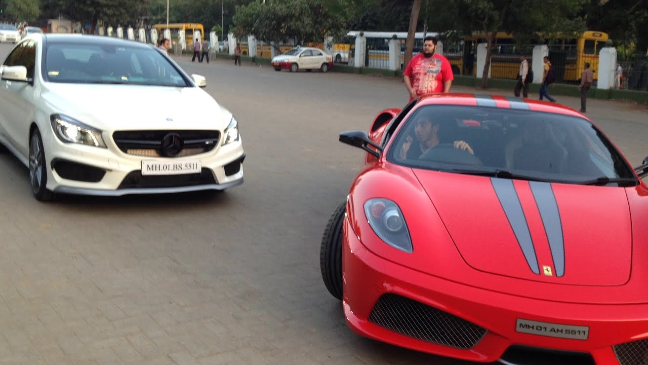 Supercars Mumbai Parx Supercar Show Youtube