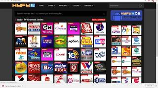 How To Watch Live TV In PC Without Any Softwares