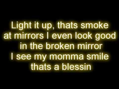 Mirror  Lil Wayne ft Bruno Mars Karaoke