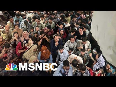 International Aid Organizations Scramble To Help 18.4M Afghan Refugees