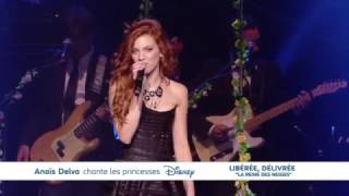Anaïs Delva chante Libérée, délivrée - En tournée dans toute la France