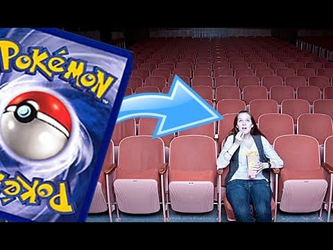 FREE Pokemon Cards At The Movies *100% Works*