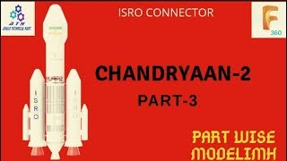 Autodesk Fusion 360: ISRO Chandrayaan-2 connector part-3 Complete Modeling