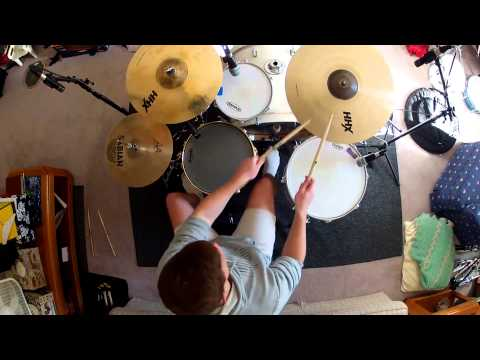 Elevation Worship - Unstoppable God (Drum Cover)