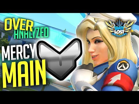 Overwatch Coaching - MERCY MAIN PAIN! - [OverAnalyzed]