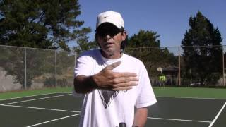 Tennis Tips: The Forehand Wrist Snap
