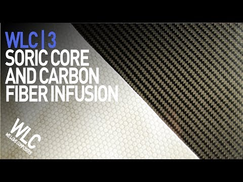 Carbon Fiber And Lantor Soric Core | We Love Composites *3
