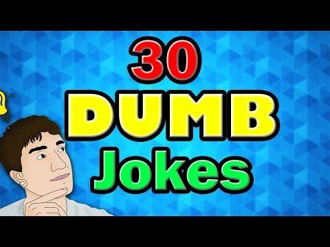 30 Dumb Jokes in 3 Minutes