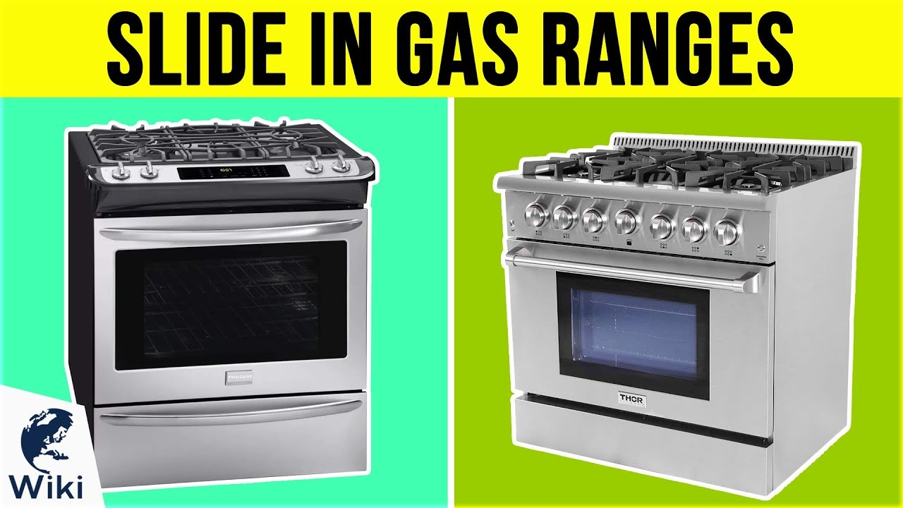 Best Slide In Gas Range 2019 10 Best Slide In Gas Ranges 2019   YouTube