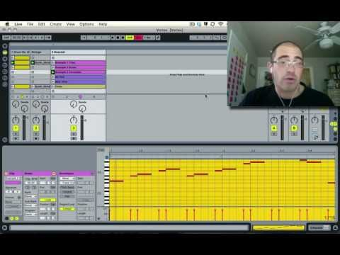 Music Theory for Electronic Musicians: The Unified Theory of Basslines Pt. 1