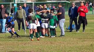 3- Rugby Club Universitario Rosario M11 - Encuentro en Duendes 09/06/2018