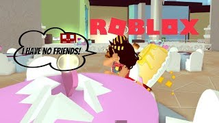 WHY DOES NOBODY LIKE ME? I HAVE AWESOME SHOES!!! (ROBLOX)