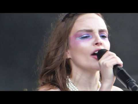 Chvrches Miracle Live Lollapalooza Chicago IL August 2 2018