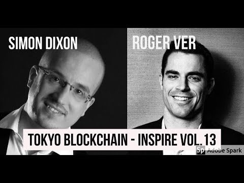 Simon Dixon and Roger Ver debate Bitcoin and Bitcoin Cash in Tokyo