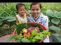 Awesome Cooking Beef With vegetables - Cook Beef Recipes -Village Food Factory -How to cook beef fry
