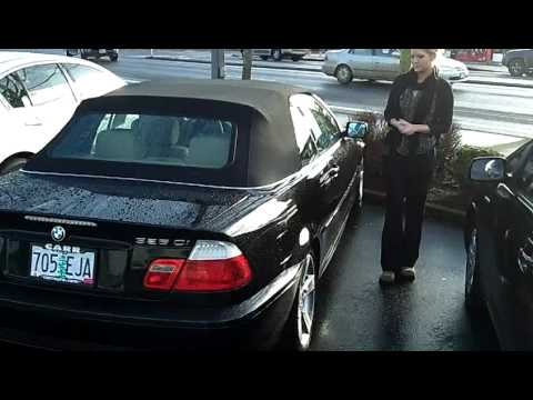 BMW SERIES Ci CONVERTIBLE STK SAMP YouTube - 2006 bmw 325ci convertible