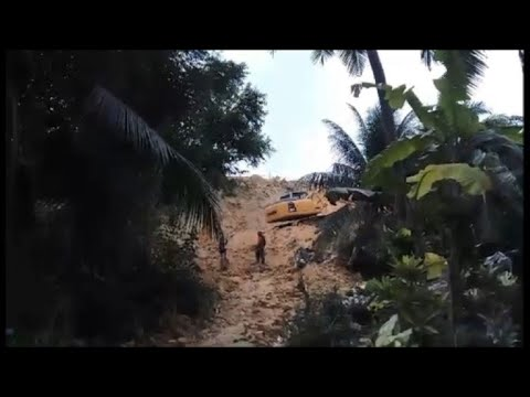 Deslizamento de terras deixa mortos nas Filipinas
