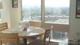 Student Village apartment at Boston University