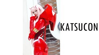 THIS IS KATSUCON 2019 COSPLAY MUSIC VIDEO VLOG ANIME COMIC CON NATIONAL HARBOR MARYLAND GAYLORD MGM