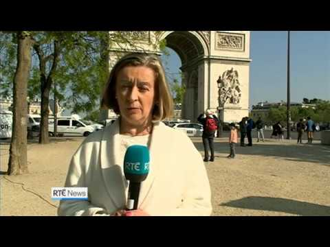 Interview RTE News 21 avril 2017