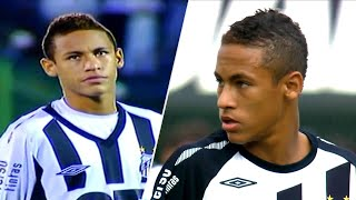 17 Years Old Neymar - The Wonderkid