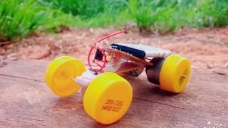 Cách Làm Xe Điều Khiển - Đồ Chơi Trẻ Em Tự Chế | Car toy remote control for kids