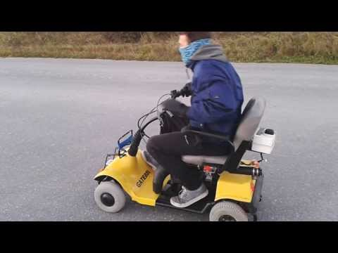 55MPH fast Mobility Scooter