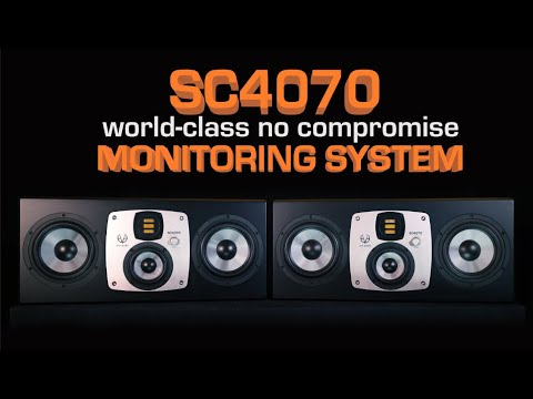 The new EVE Audio SC4070 4-way monitor