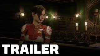 Resident Evil 2 - Deluxe Edition Costumes Trailer