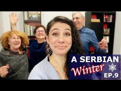 HAPPY NEW YEAR BELGRADE SERBIA   TRAVEL VLOG IV