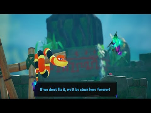 Snake Pass [42] 100% Switch Longplay