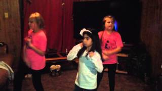 Crank That Holy Ghost dance BY The 3 Chicas