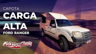 Capota Carga Alta para Ford Ranger - Pickup&Cia