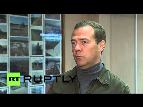 Russia: Medvedev talks about the Kuril islands, vows to visit more