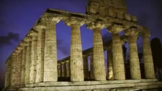 Campania by Night_  Paestum