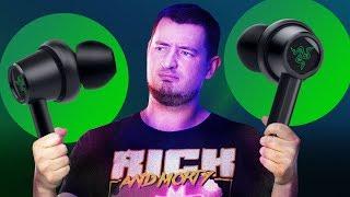 ИГРОВЫЕ ЗАТЫЧКИ Razer Hammerhead Duo!